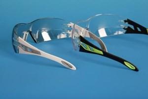 Uvex safety glasses of Kraiburg TPE