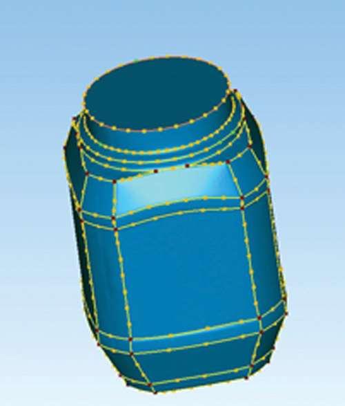 geomagic autosurface feature