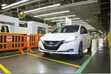 Nissan Launches a New Leaf