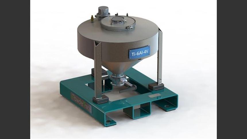 LPW Technology Powder Trace