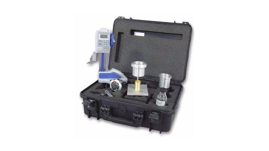LPW PowderFlow powder measuring kit