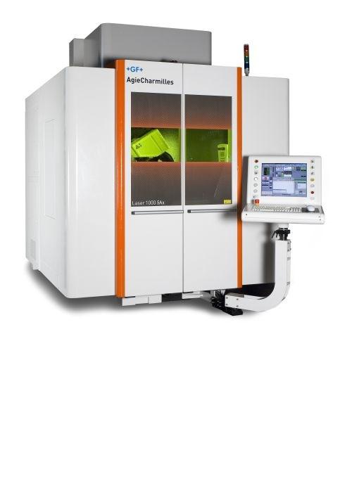 AgieCharmilles Laser 1000 5Ax