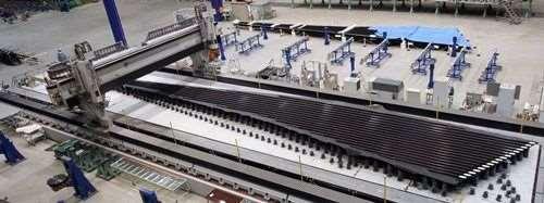 machining a 40-m wing