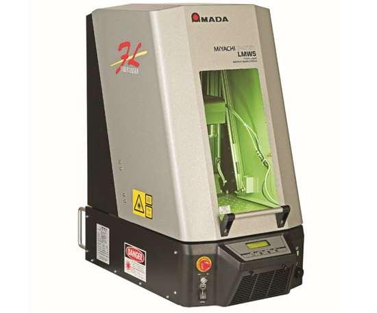 Amada Miyachi America Laser Marking Workstation (LMWS)