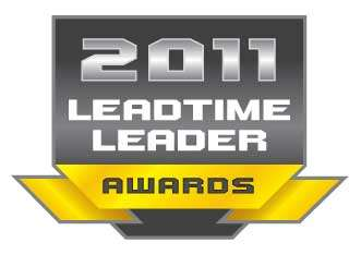 2011 leadtime leader awards