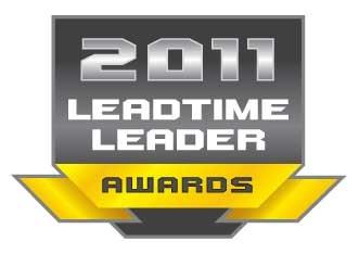 2011 leadtime leader awards