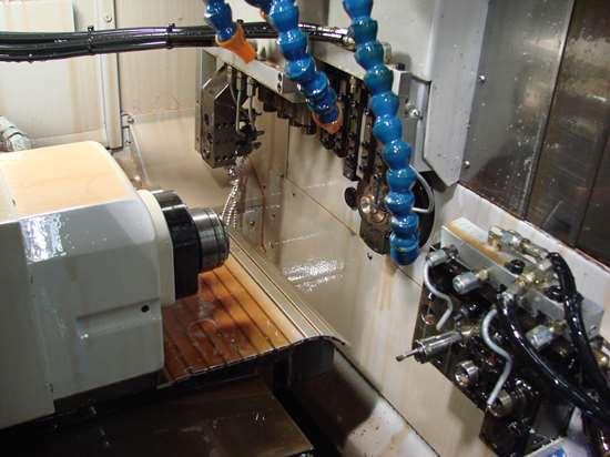 NexTurn Swiss Machine