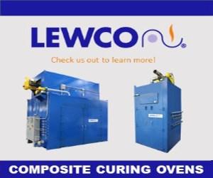 Lewco Composite Curing Oven