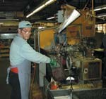 Liberty Brass Machine Operator