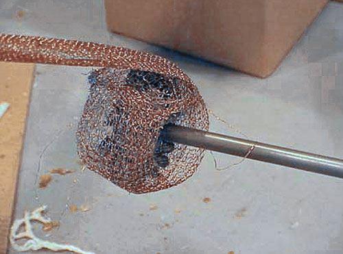 Limpieza del barril