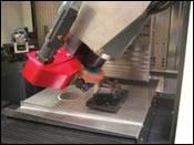 Linear-motor machine