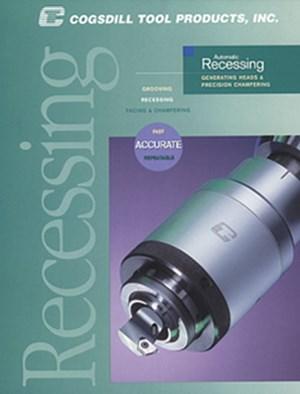 Cogsdill Recessing Tool Catalog