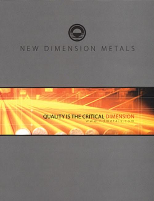 New Dimension Metals brochure
