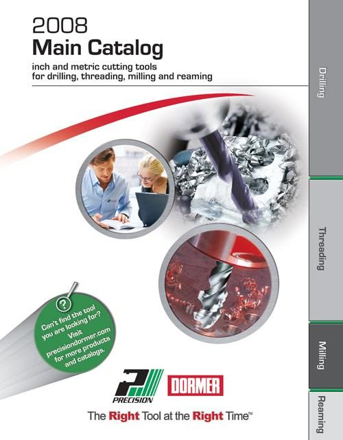 Precision Dormer main catalog