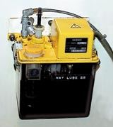 Lube pump unit