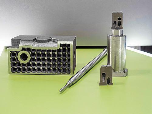 Instrumentación médica de policarbonato