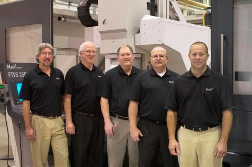 MAG Aerospace Machining experts