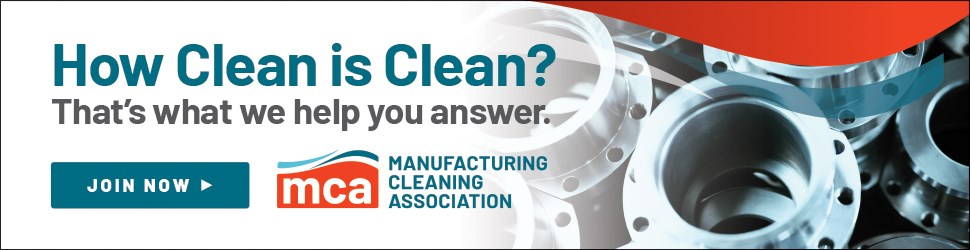 Manufacturing Cleaning Association