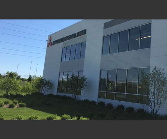 MC Machinery Systems' headquarters in Elk Grove Village, Illinois