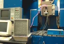 MCV 4000 laser calibration system