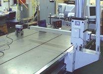 MCV4000 laser calibration system