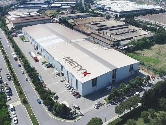 METYX Composites factory