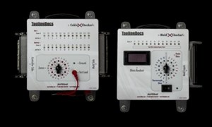 ToolingDocs Cable Checker and Mold Checker systems