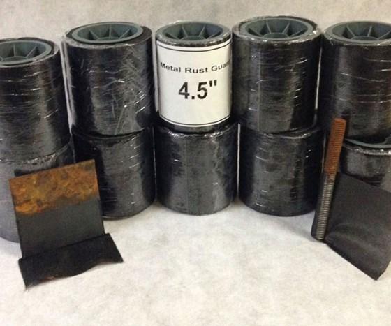 Boride MetalRustGuard protective wrap