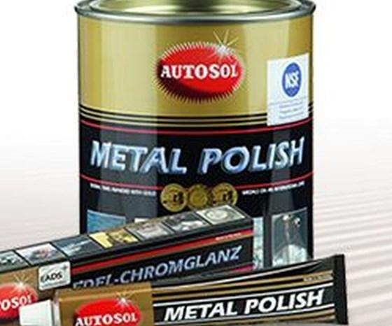 IMS Co. Autosol Metal Polish