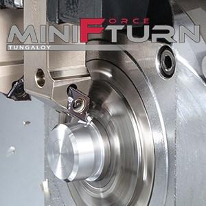 Tungaloy MiniForce-Turn