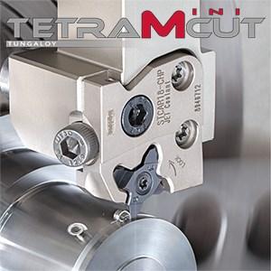 TetraMini-Cut Tungaloy Swiss Turning Insert