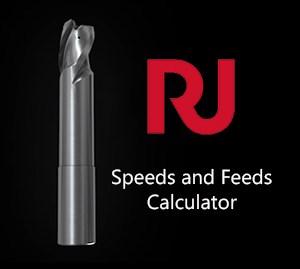 RobbJack Speeds and Feeds Calculator