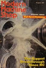August 1997 cover Modern Machine Shop