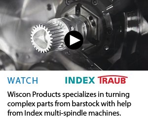 Index Multi-Spindle Wiscon Products