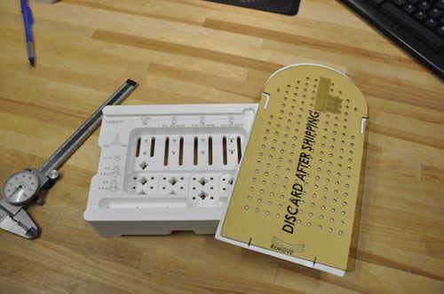 Dental guidance kits