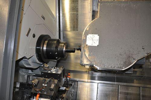 Mori Seiki MT2000 turn-mill machine