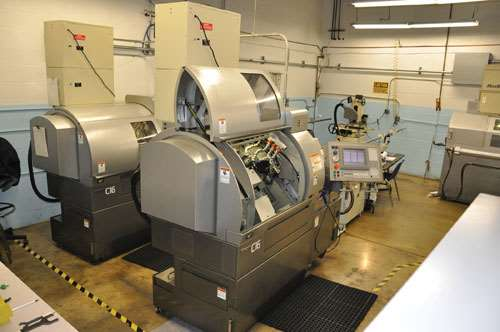 Marubeni Citizen-Cincom Swiss-type lathes