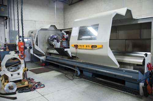 TUR930 Manual Plus CNC lathe