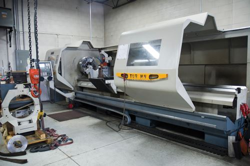 TUR930 Manual Plus CNC lathe
