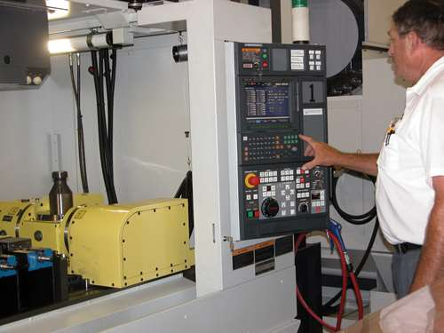 five-axis rotary table
