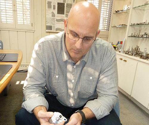 Brendan Slabe of Slabe Machine Products