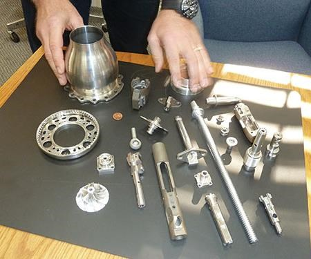 parts produced by Slabe