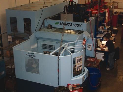 Matsuura machine