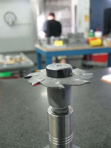 Custom saw milling tool