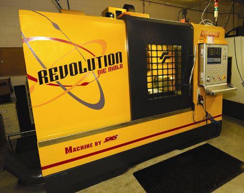 revolution machine