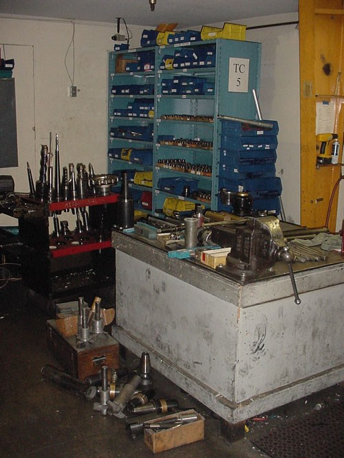 Tool Management System Reduces Costs, Downtime : Modern Machine Shop