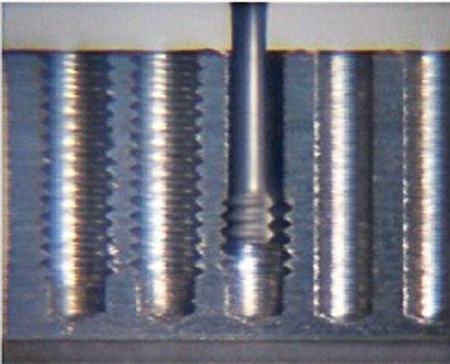 Walter Prototyp thread milling cutter
