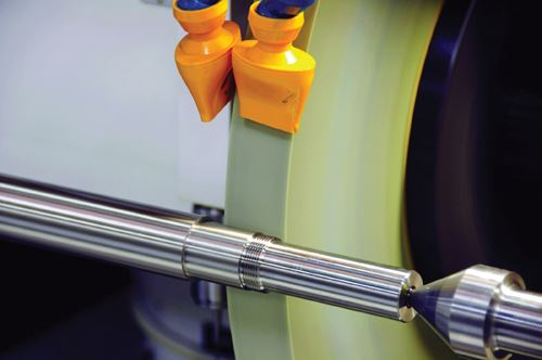 grinding small diameters