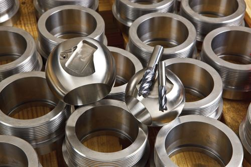 Inconel ball valves