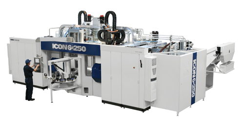 Hydromat Icon rotary transfer machine